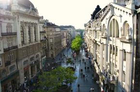 Glavna ulica u Beogradu - Knez Mihalova